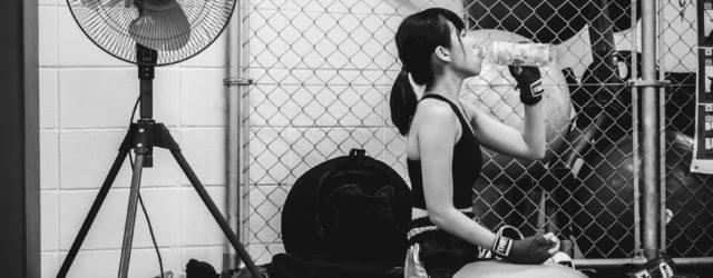 samanthawxlow muay thai training quarantine jcoportraitist
